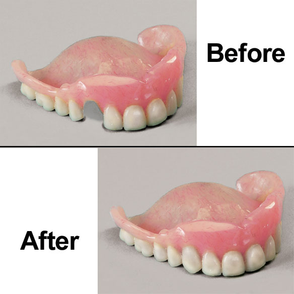 denture home care instructions