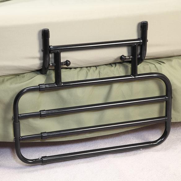 Ez Adjust Bed Rail Bed Rails For Seniors Easy Comforts
