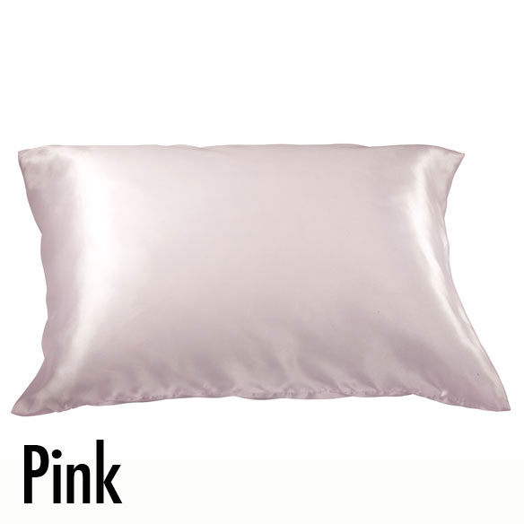 Satin Pillowcase Satin Pillowcase With Zipper Miles
