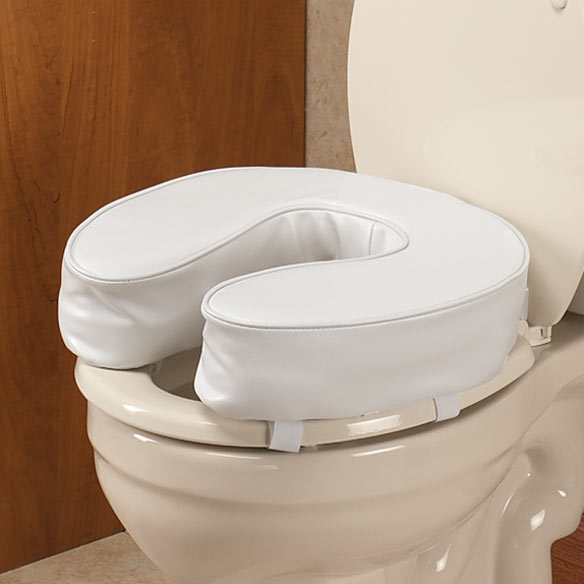 Padded Toilet Seat Cushion Padded Toilet Seat Easy