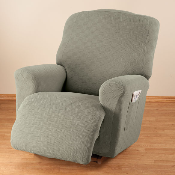 Recliner Seat Covers >> Newport Stretch Furniture Recliner Cover - Chair Cover ...