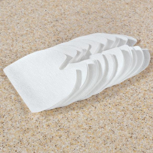 Secure Denture Adhesive >> Adhesive Denture Cushions, Set of 30 - Denture Pads - Easy Comforts