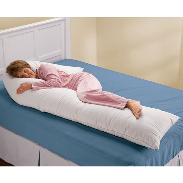 Extra Long Body Pillow - Extra Long Pillow - Easy Comforts