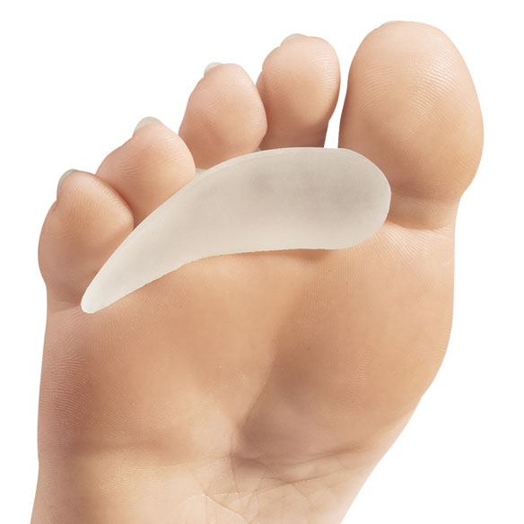 Polymer Gel Hammer Toe Cushions Hammer Toe Pads Easy