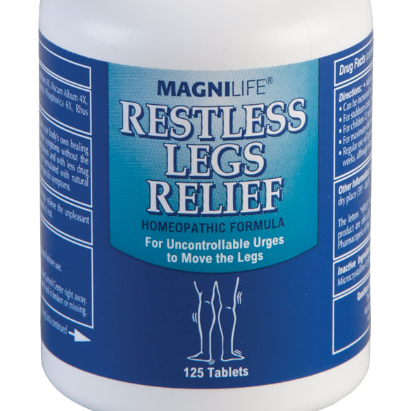 MagniLife® Restless Leg Relief - 125 Tablets - View 2
