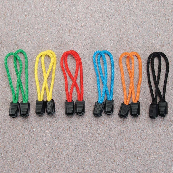 Zipper Pulls - Set of 12 - View 2