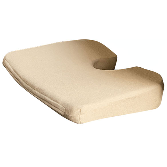 Pleasure Pedic® Memory Foam Seat Cushion - View 2