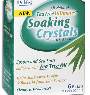 Tea Tree Ultimates® Soaking Crystals™ - View 2
