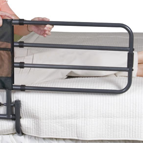 EZ Adjust Bed Rail - View 3