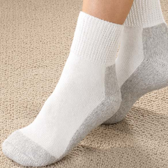 Men's Diabetic Socks - 2 Pairs - View 2