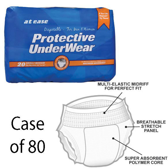 Disposable Protective Underwear - Case - View 2