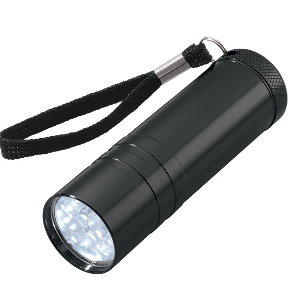 6 Pc LED Flashlight Set - View 2