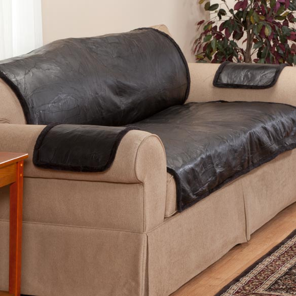 leather furniture cover leather couch protector easy
