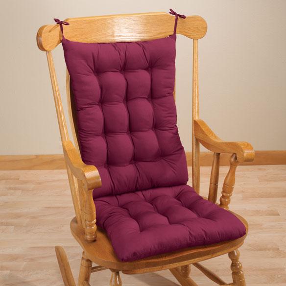 Superieur ... Rocker Chair Pad Set   View 3 ...