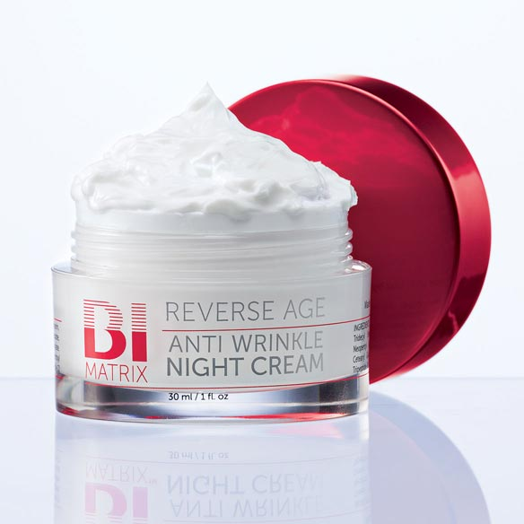 Bi-Matrix Reverse Age Anti-Wrinkle Night Cream - View 2