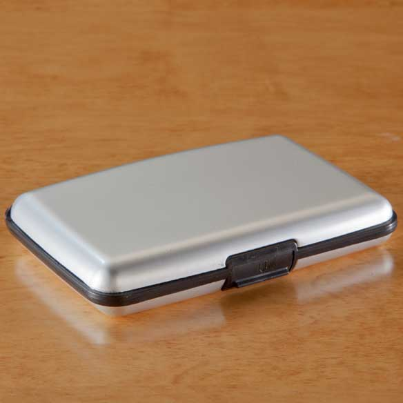Aluminum Credit Card Holder - View 2