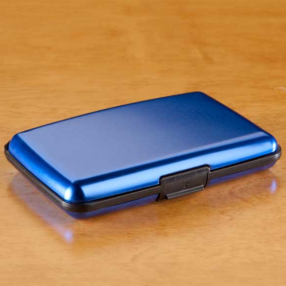 Aluminum Credit Card Holder - View 3