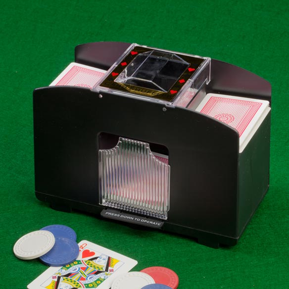 Automatic Card Shuffler - View 2