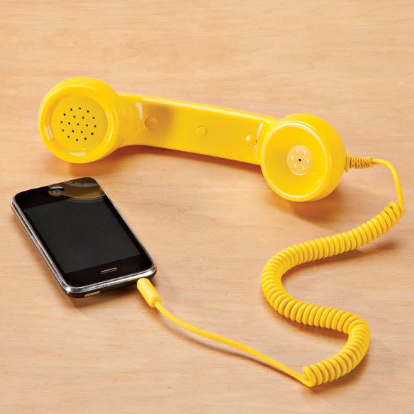 Retro Phone Handset - View 3