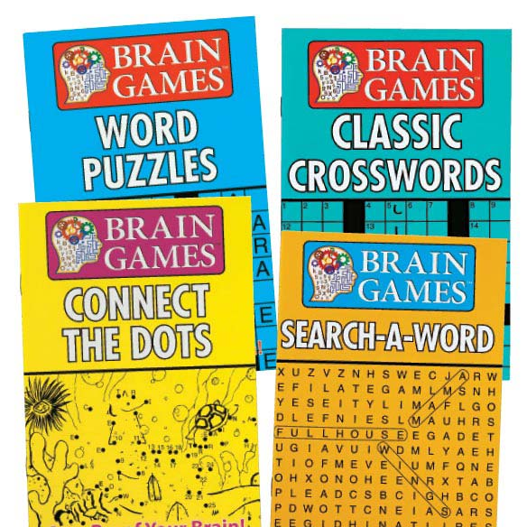 Brain Games - Set of 10 - View 2