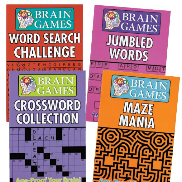 Brain Games - Set of 10 - View 3