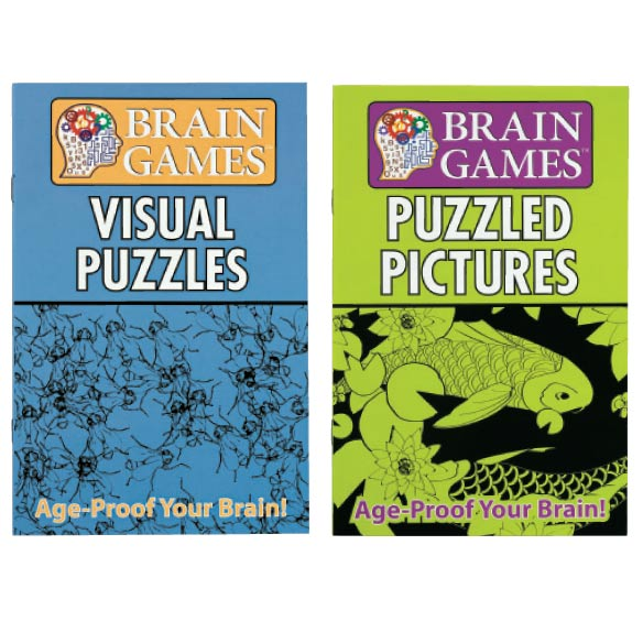 Brain Games - Set of 10 - View 4
