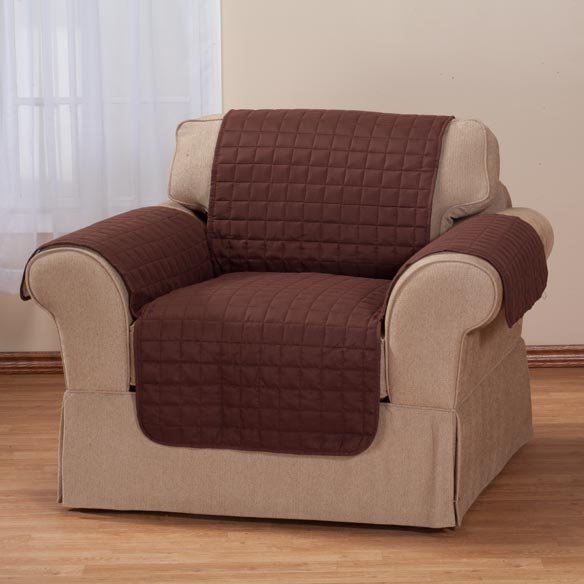 Microfiber Chair Protector by OakRidge™ - View 3