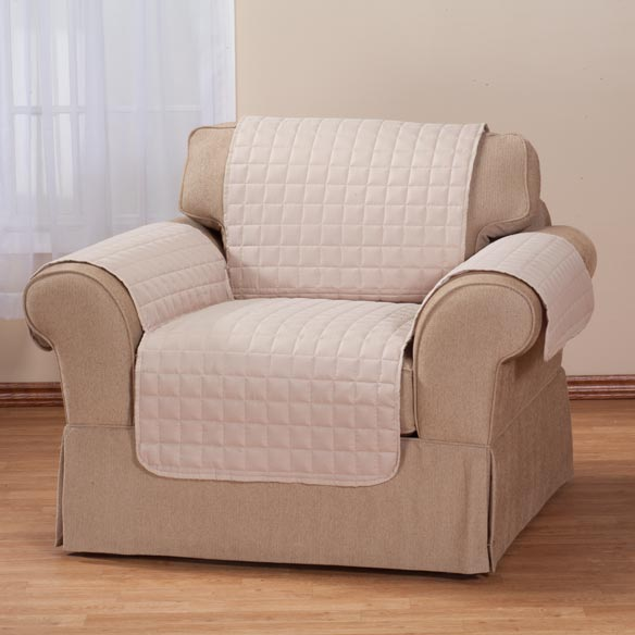 Microfiber Chair Protector by OakRidge™ Comforts - View 4