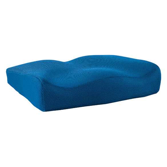 memory foam contoured cushion memory foam pillow easy comforts. Black Bedroom Furniture Sets. Home Design Ideas
