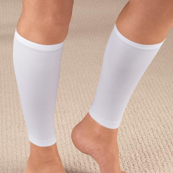 Calf Compression Sleeves, 20-30 mmHg - View 5