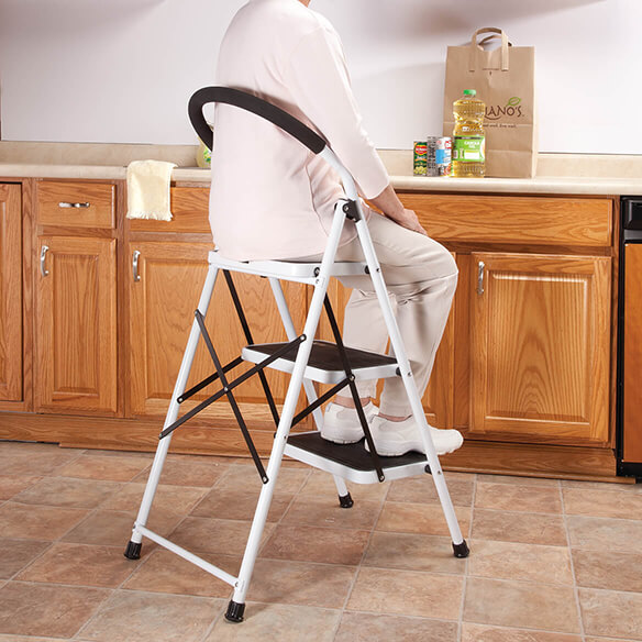 Step Ladder Stool Combo - View 3