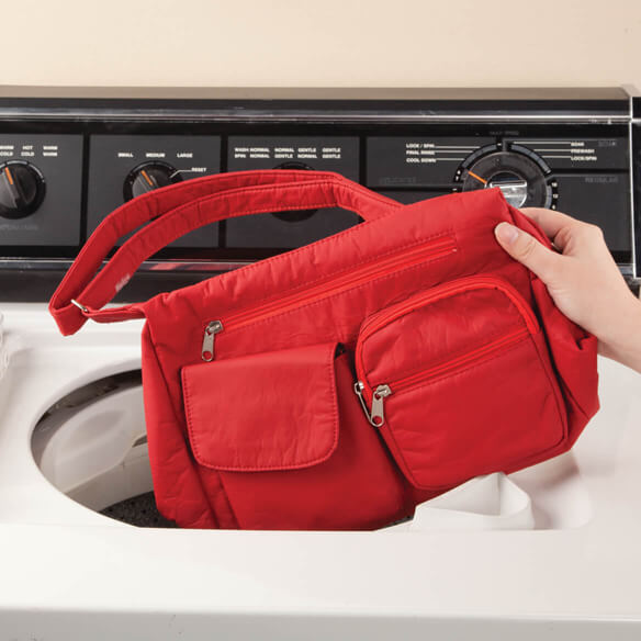 Machine-Washable Handbag - View 4