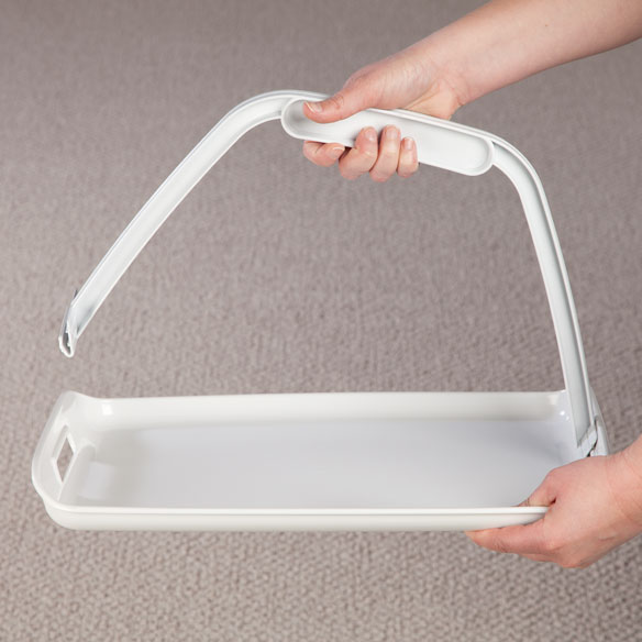 One Handed Tray Serving Trays Dinner Tray Easy Comforts