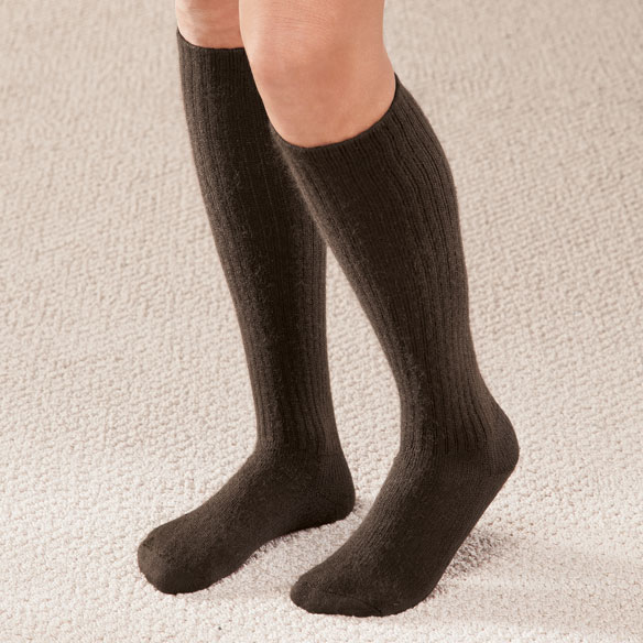 Graduated Compression Diabetic Calf Sock - View 4