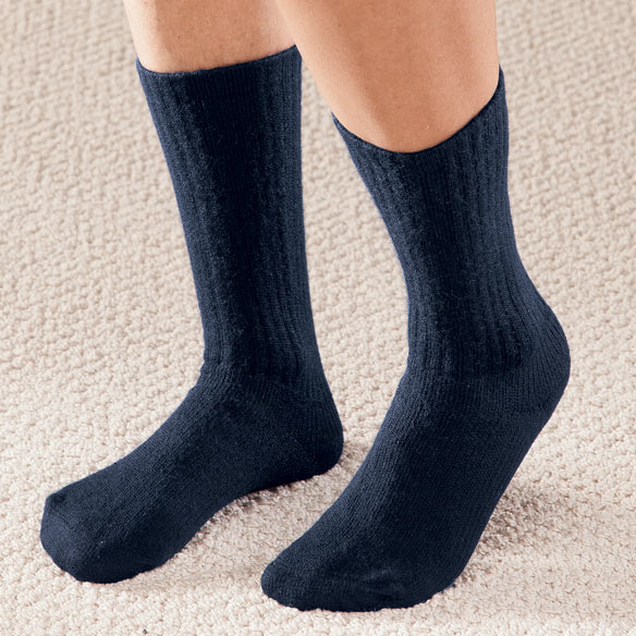 Graduated Compression Diabetic Crew Sock - View 5