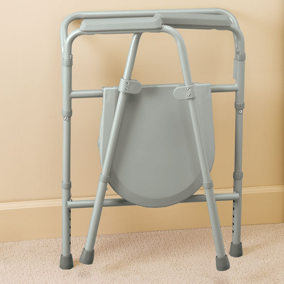 Folding Commode                              XL - View 3