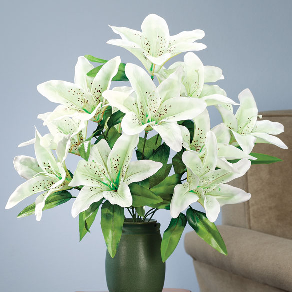 Scented Lily Bouquet - View 3