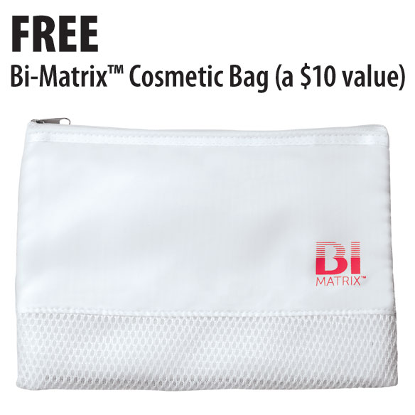 Bi-Matrix 60 Second Wrinkle Eraser with FREE Cosmetic Bag - View 2