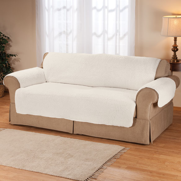 Merveilleux ... Sherpa Sofa Protector By OakRidge™   View 5