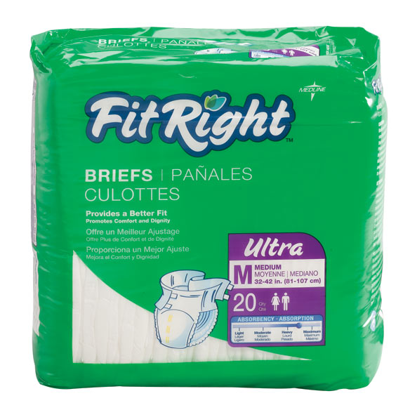 FitRight Briefs, Package - View 2