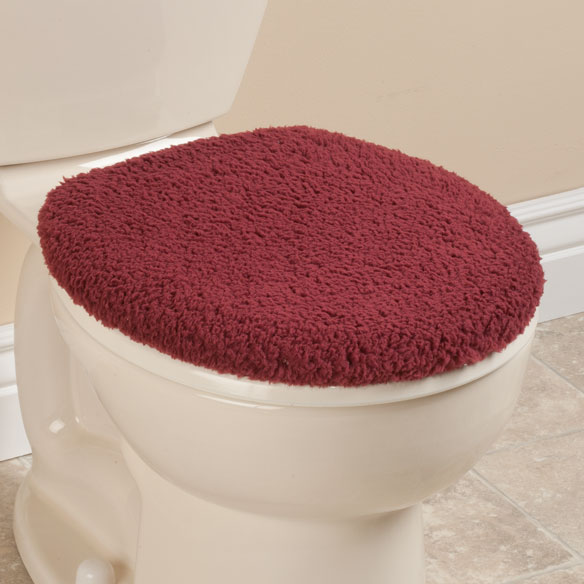 Sherpa Toilet Lid  Cover by OakRidge™ - View 2