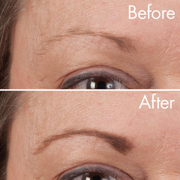 i.s. BEAUTY Professional Hair and Brow Filler by Innovative Solutions - View 4