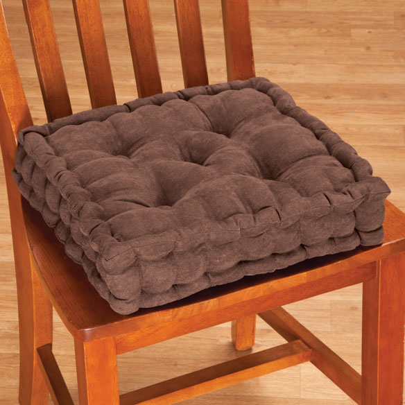 Tufted Booster Cushion - View 2