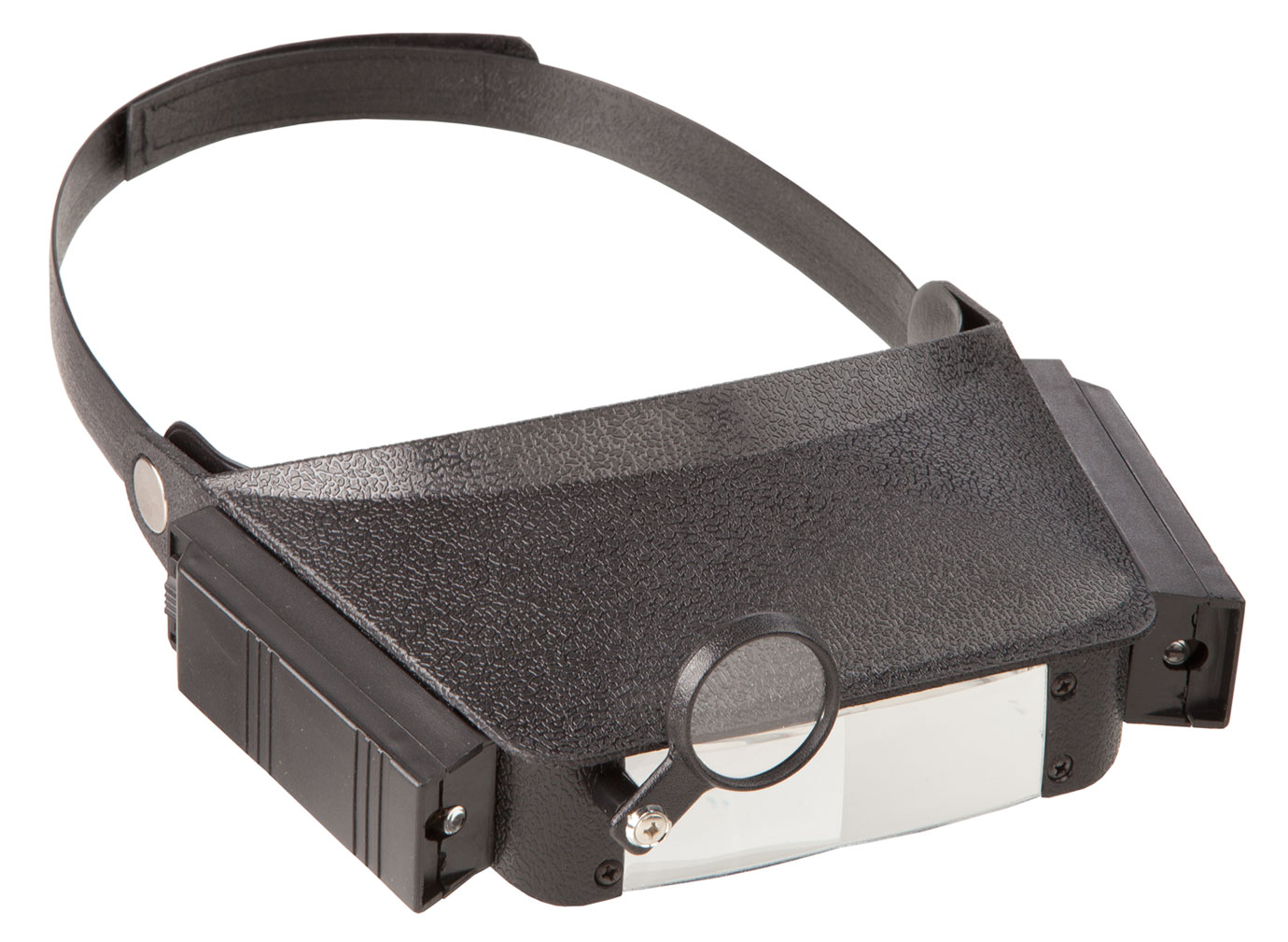 Lighted Head Visor Magnifier - View 2