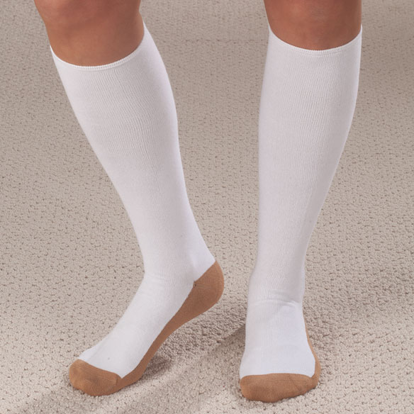 Copper Compression Socks - View 2