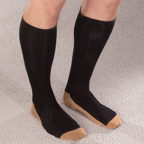 Copper Compression Socks - View 3