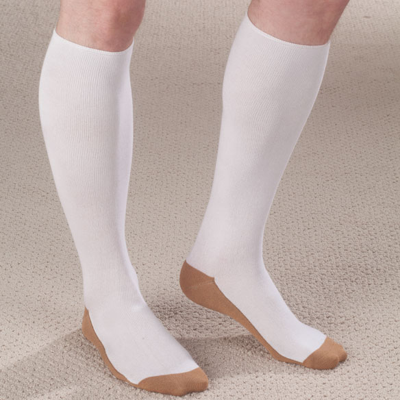 Copper Compression Socks - View 4
