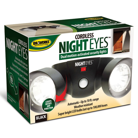 Night Eyes Security Lights - View 3