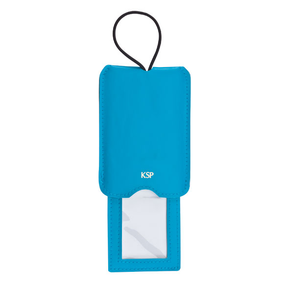 Personalized Slide-Out Luggage Tag - View 4