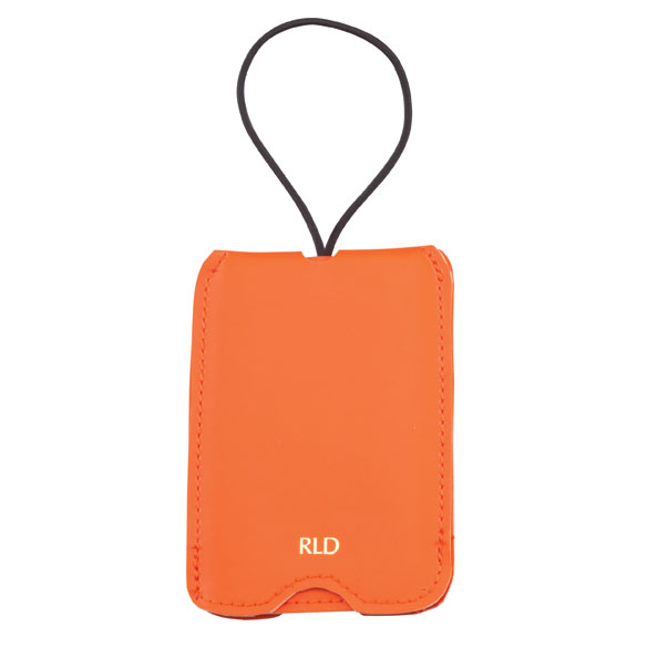 Personalized Slide-Out Luggage Tag - View 5